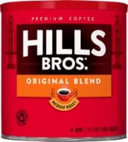 Hills Bros. Original Blend Medium Roast Ground Coffee