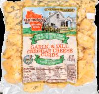 Henning's Garlic & Dill Cheddar Cheese Curds