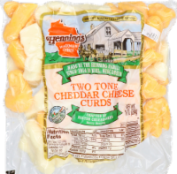 Henning's Wisconsin Cheese Two Tone Cheddar Cheese Curds