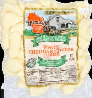 Henning's White Cheese Curd - 10 oz