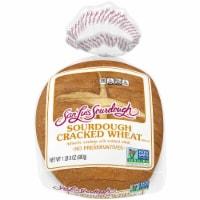 San Louis Sourdough Cracked Wheat Bread - 24 oz