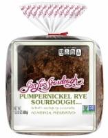 San Luis Sourdough Pumpernickel Rye Sourdough Bread