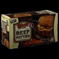 Jemm burger Chicago Style Beef Patties