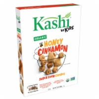 Kashi by Kids Organic Breakfast Cereal Honey Cinnamon