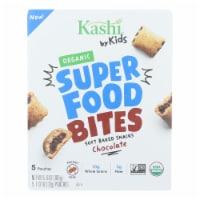 Kashi by Kids Organic Vegan Super Food Bites Chocolate