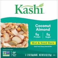 Kashi Grain Free Coconut Almond Chewy Granola Bars 5 Count