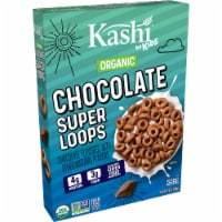 Kashi by Kids Organic Chocolate Super Loops Cereal