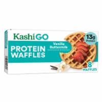 Kashi GO Vanilla Buttermilk Protein Waffles