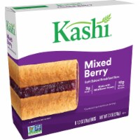 Kashi Soft Baked Breakfast Bars Mixed Berry