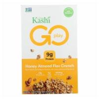 Kashi Cereal - Multigrain - Golean - Crunch - Honey Almond Flax - 14 oz - case of 12