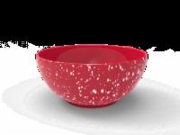 IG Design Melamine Bowl - Red