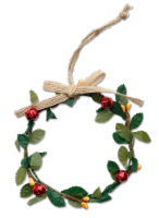 IG Design Wreath Ornament