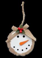 IG Design Snowman Ornament