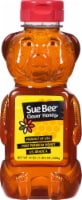 Sue Bee Premium Clover Honey Bear