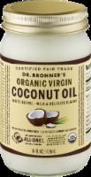 Dr. Bonner's Organic Virgin Coconut Oil