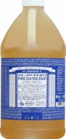 Dr. Bronner's Magic Soaps 18-in-1 Hemp Peppermint Pure-Castile Liquid Soap