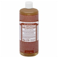 Dr. Bronner's 18-in-1 Hemp Eucalyptus Pure-Castile Liquid Soap