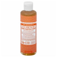 Dr. Bronner's Tea Tree Castille Liquid Soap