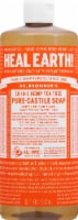 Dr. Bronner's 18-in-1 Hemp Tea Tree Pure-Castile Liquid Soap