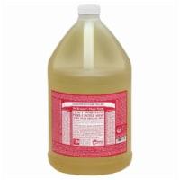 Dr. Bronner's Rose Pure Castile Soap