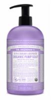 Dr Bronners Organic Hand And Body Shikakai Soap Lavender