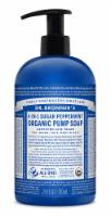 Dr. Bronner's Shikakai Soap Spearmint Peppermint