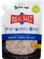 Redmond Real Salt Ancient Coarse Sea Salt