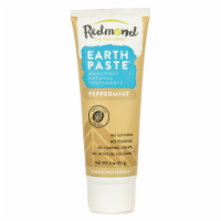 Redmond Earth Paste Peppermint Toothpaste