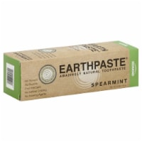 Redmond Earthpaste Spearmint Amazingly Natural Toothpaste