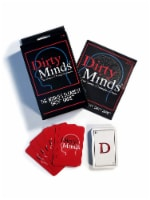 TDC Games Travel Dirty Minds Party Card Game - 1 unit