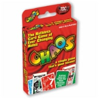 TDC Games Chaos Card Game - 1 unit