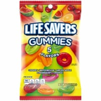 Life Savers 5 Flavors Gummies Candy