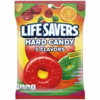 Life Savers 5 Flavors Hard Candy Bag