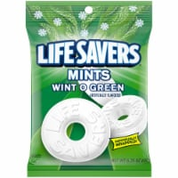 LIFE SAVERS Wint O Green Mints Hard Candy