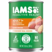 IAMS™ Proactive Health Chicken and Whole Grain Rice Pate Dog Food - 13 oz