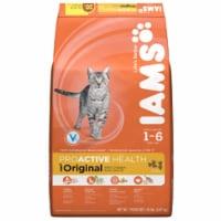 Iams Proactive Health Original Chicken Flavor Dry Cat Food - 17.4 lb