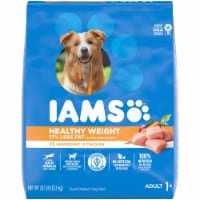 IAMS Healthy Weight with Chicken Adult Dog Food