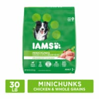 IAMS Minichunks Chicken & Whole Grains Adult Dog Food