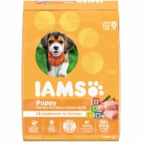 IAMS ProActive Health Smart Chicken & Whole Grains Dry Puppy Food