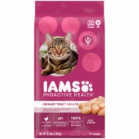 IAMS Proactive Heath Urinary Tract Health with Chicken Adult Cat Food