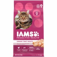 IAMS Proactive Health Urinary Tract Health with Chicken Adult Cat Food