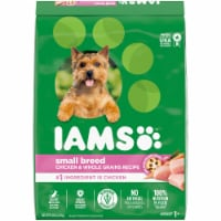 IAMS Protective Health with Chicken Small Breed Premium Dog Food