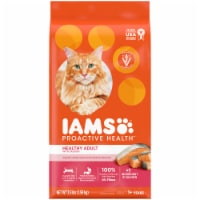 IAMS Proactive Health Salmon & Tuna Adult Dry Cat Food