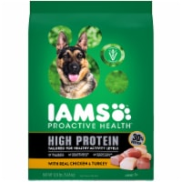 IAMS Proactive Health High Protein Chicken & Turkey Adult Dry Dog Food