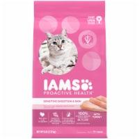 IAMS Proactive Health Sensitive Digestion & Skin with Turkey Dry Adult Cat Food