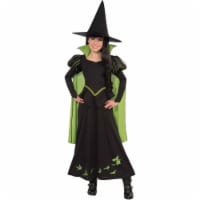 Morris Costumes RU886489LG Wizard Oz Wicked Witch Child Costume, Large