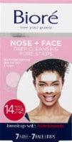 Biore Deep Cleansing Nose & Face Pore Strips