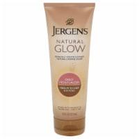 Jergens Natural Glow Medium to Tan Daily Moisturizer - 7.5 fl oz