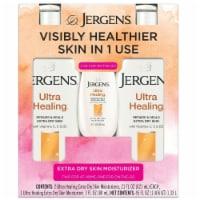 Jergens Ultra Healing Extra Dry Skin Moisturizers (2 - 21 fl. oz. & 1 - 3 oz.) - 1 unit