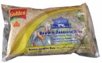 Golden Brown Jasmine Rice